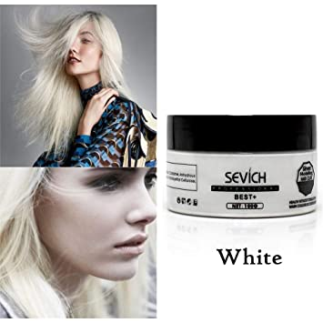 Amazon Instant Hair Color Wax Cocohot Temporary Hairstyle