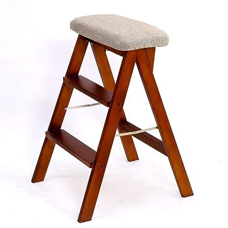 Super Amazon Com Luhen Household Solid Wood Portable Folding Spiritservingveterans Wood Chair Design Ideas Spiritservingveteransorg
