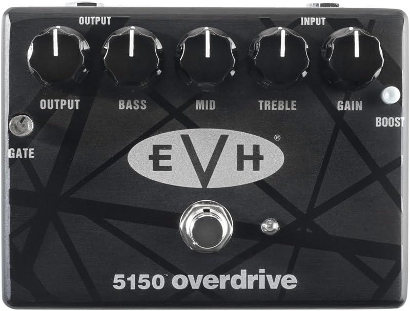 MXR EVH 5150 Overdrive · Pedal guitarra eléctrica