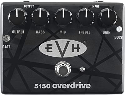 MXR EVH5150 Overdrive Pedal