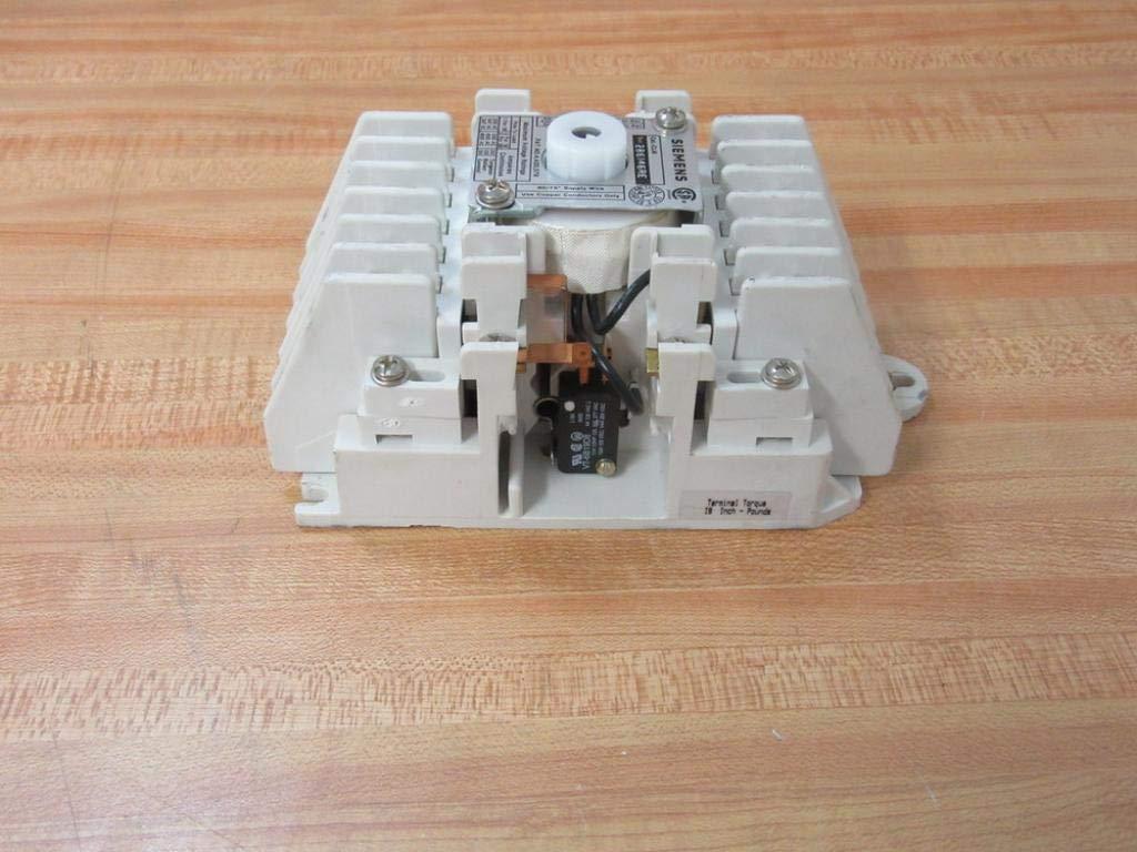 SIEMENS CLM 3POLE 20 AMP 250VDC LIGHTING CONTACTOR T11448