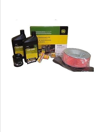 Amazon com : John Deere Maintenance Kit for X475, X575, X700 with
