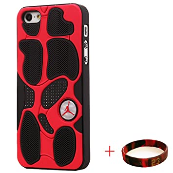 newest eaffc 2a9d9 Amazon.com: EHIPI Shoes Showcase Jordan iPhone 5S CASE,Michael Air ...