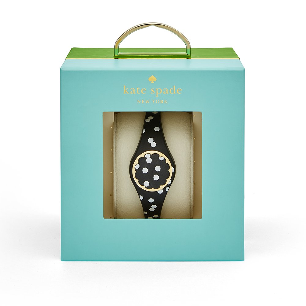 Kate Spade New York black and white dot scallop activity tracker by Kate Spade New York (Image #5)