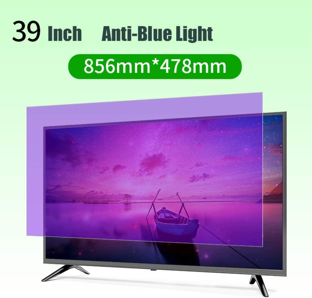 HUYYA TV Protector de Pantalla, 39 Pulgadas Screen Protector Anti Luz Azul Antideslumbrante Protección de los Ojos Protectores de Pantalla para LCD, LED, OLED y QLED 4K HDTV,X: Amazon.es: Hogar