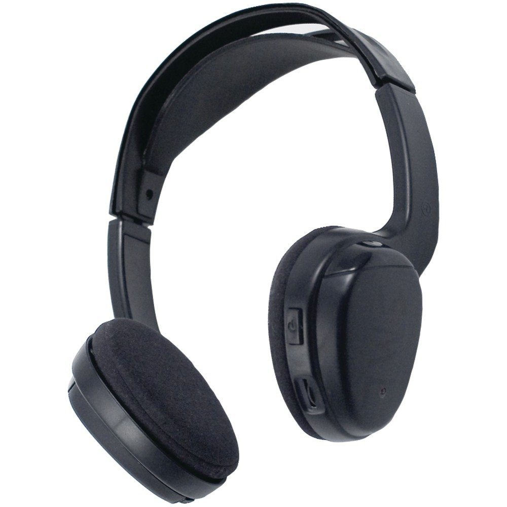POWER ACOUSTIK WLHP-100 Wireless IR Headphones Computers, Electronics, Office Supplies, Computing by Power Acoustik (Image #1)