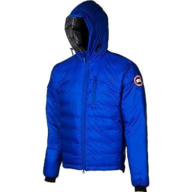 Canada Goose Hombres Lodge con capucha chaqueta PBI Real ...