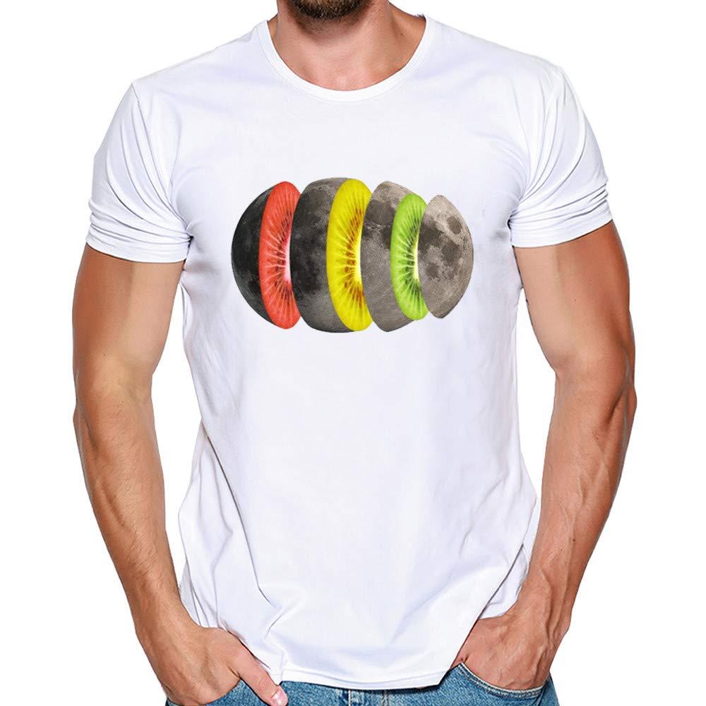 S-3XL Beikoard Moda Casual Hombres y Mujeres Tops de Hombre Hombre Ropa Deportiva Hombre Camisetas Hombre Camisas 2019 Primavera y Verano Camiseta Estampada Hombre y Mujer