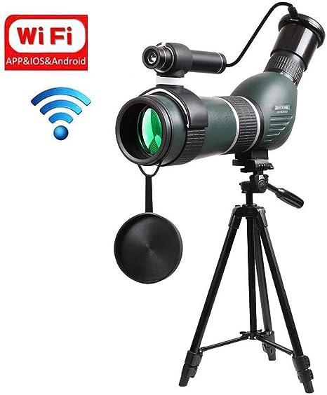 Zoom 40X Zoom Telescopio astronomico per bambini Monoculare Treppiede Oculare Vi