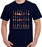 Choose Your Weapon-Funny Guitar Camiseta