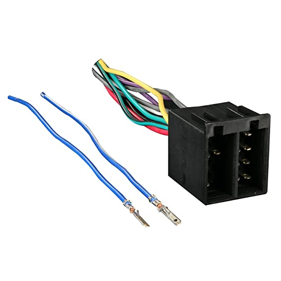 amazon com metra 70 1783 radio wiring harness for smart car cell Amp Bypass Harness