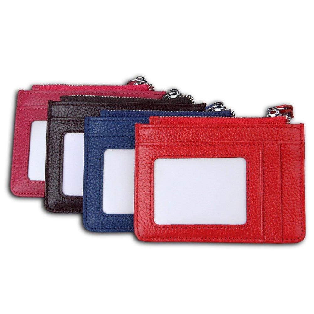 Slim Rfid Blocking Card Wallet Gazigo Minimalist Leather
