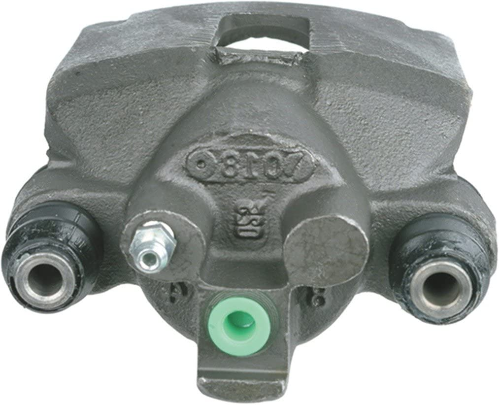 Unloaded Brake Caliper Cardone 18-4604 Remanufactured Domestic Friction Ready