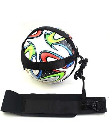 Soccer Trainer Belt for Kids Soccer Trainer Aid Indoor Outdoor Adjustable  Waist Belt Soccer Kick Trainer 29f5a7834e