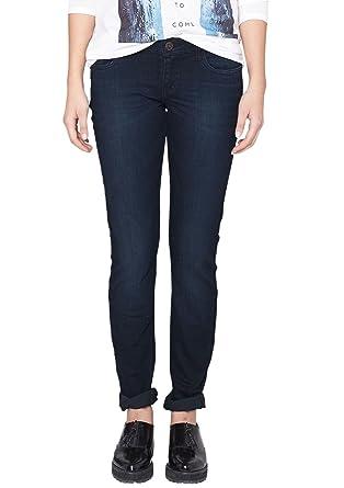 4ff84754de32 Oliver s.Oliver Denim Damen Super Skinny Jeanshose 45.899.71.0288   Amazon.de  Bekleidung