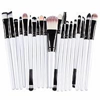 Leisial - Set de 20 pinceaux à maquillage