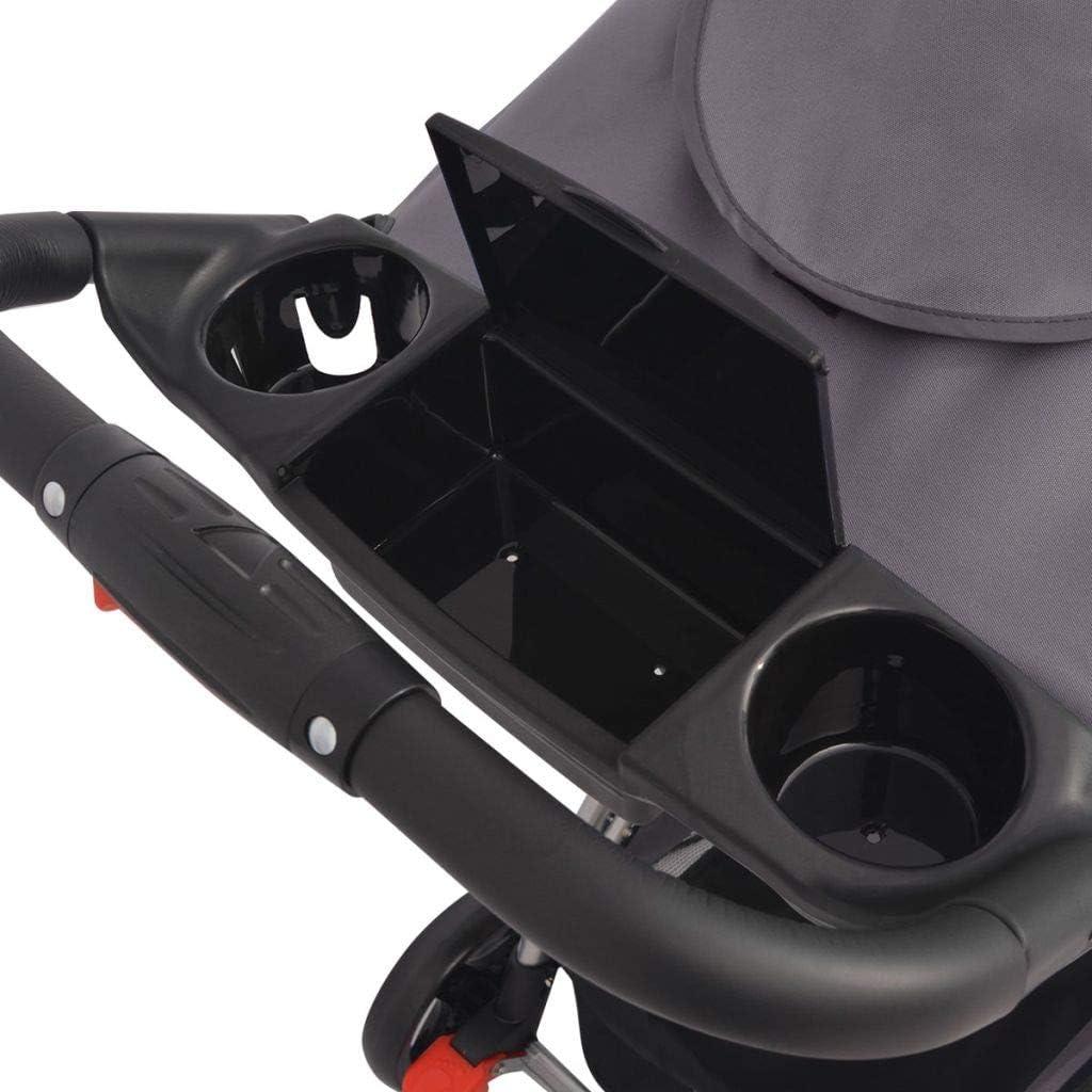 Vislone Klappbar Kinderwagen Buggy Sportwagen Babywagen Kindersportwagen Max Belastbarkeit 15 kg 3 Farbe Ausw/ählbar