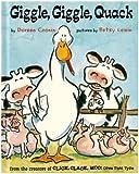 Giggle, Giggle, Quack, Doreen Cronin, 1599610922