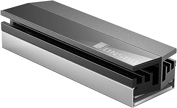 Jonsbo M2 - Enfriador para SSD M.2 2280, Color Gris: Amazon.es ...