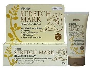 Amazon.com : Finale Stretch Mark Removal Cream 50g. Reduces ...
