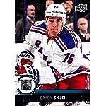 (CI) Brady Skjei Hockey Card 2017-18 Upper Deck (base) 126 Brady Skjei 476fc3085