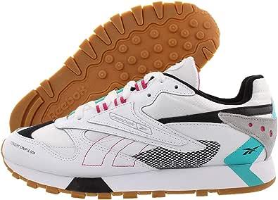 Zapatillas Hombre Reebok Classic ATI 90s (Blanco/Teal/Negro/Gris/Rosa) DV5373: Amazon.es: Deportes y aire libre
