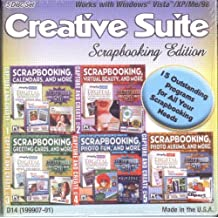 Creative Suite Scrapbooking Edition 15 Outstanding Programs for all Your Scrapbooking Needs