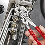 KNIPEX Tools - 2 Piece Mini Pliers Wrench Set