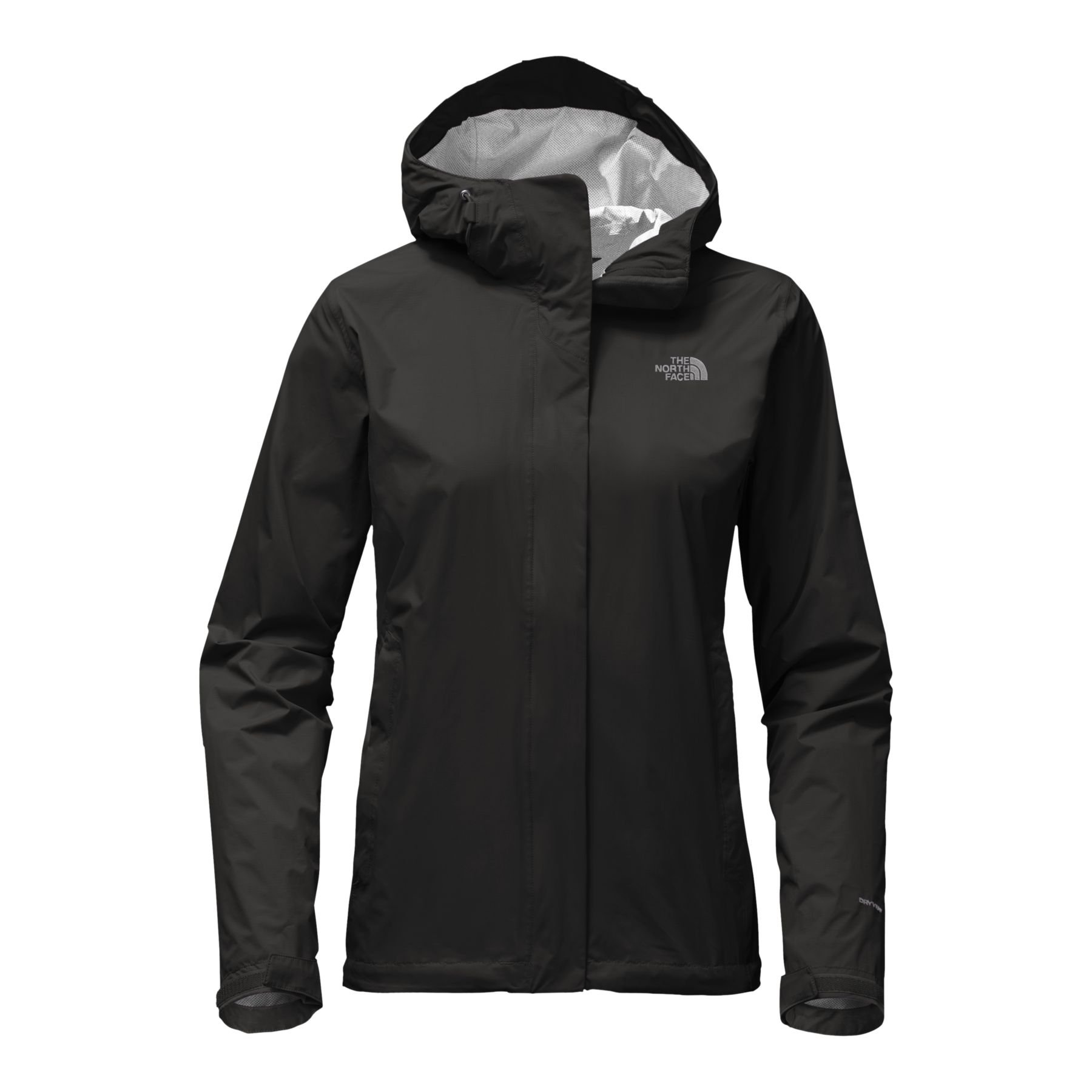 The North Face Womens Venture 2 Jacket TNF Black - M