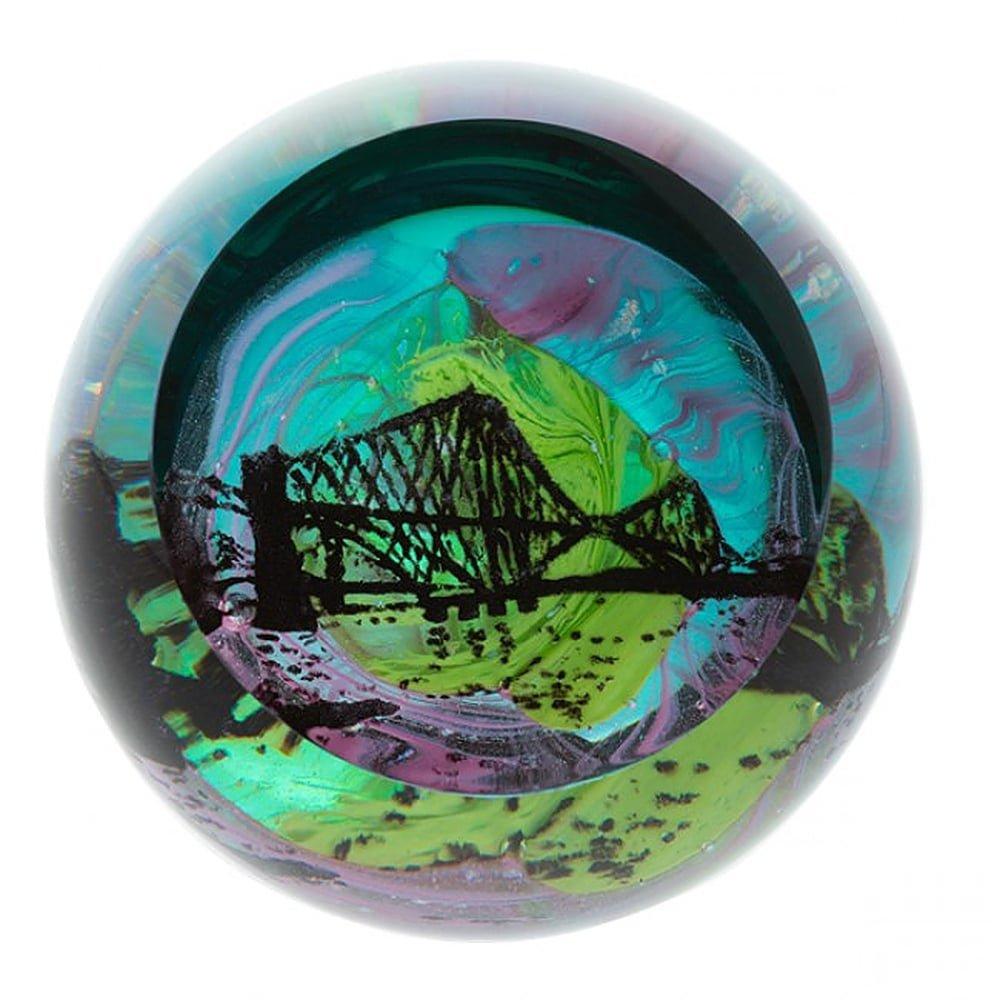 Caithness Glass Northern Aurora-Forth Bridge-New, Mehrfarbig, Einheitsgröße Einheitsgröße Einheitsgröße B079YX126N | Bekannt für seine schöne Qualität  4e12a5