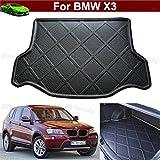 Kaitian Car Boot Mat Carpet Cargo Liner Cargo Mat Trunk Liner Tray Floor Mat Custom Fit for BMW X3 2011 2012 2013 2014 2015 2016 2017 2018 2019 2020