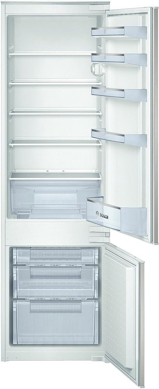 Bosch KIV38V01 nevera y congelador Integrado Blanco 279 L ...