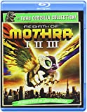 Rebirth of Mothra / Rebirth of Mothra II / Rebirth of Mothra III [Blu-ray + UltraViolet] (Sous-titres français)