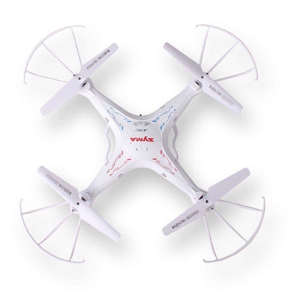 Syma Dron Quadcopter de ejes con cámara de alta definición y control