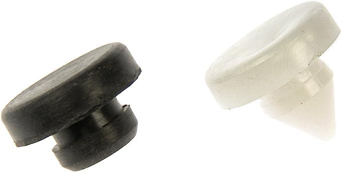 HONDA//ACURA BRAKE OR CLUTCH PEDAL STOP PAD BLUE - Set of 2 46505-SA5-000B