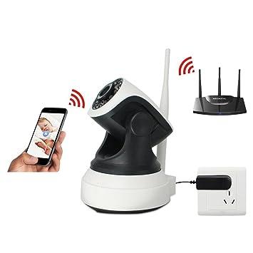 WiFi P2P IP cámara, alta resolución 960p, larga distancia de visión nocturna inalámbrica cámara