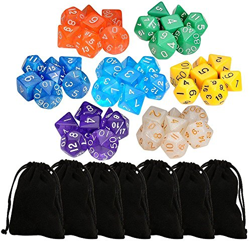 Outee Polyhedral Complete Dungeons Dragons