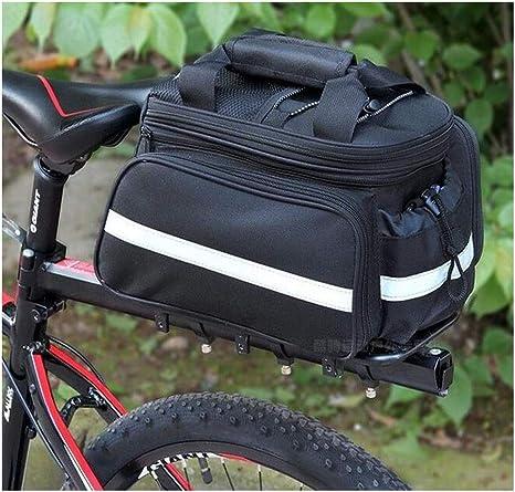 YNuo - Bolsa para Bicicleta de montaña, expandible, para Viajes ...