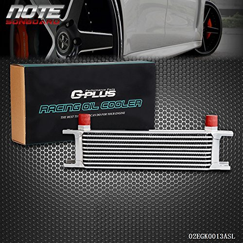10 row oil cooler - 2