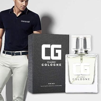 Perfume para Hombre, Caja de Regalo de Navidad de Acción de ...