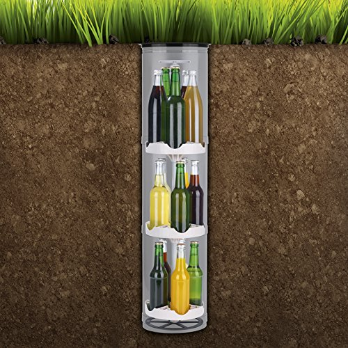 Easymaxx 07787 Flaschenkühler Outdoor Versenkbarer Erdloch