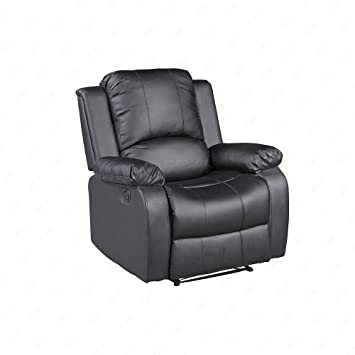 Mecor Sofa Sets Leather Recliner Sofa Suite 1 Seat For Living Room