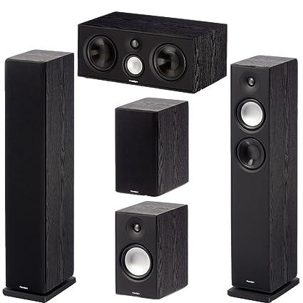 Paradigm Monitor V7 Bundle 2 7 Floor Standing Speakers Mini