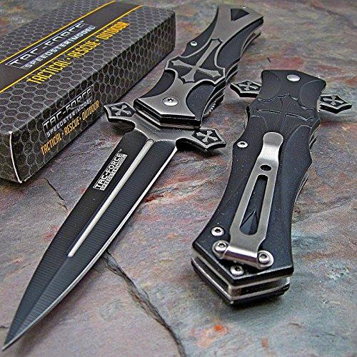 Tacce Dagger Style Folding