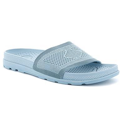 761428096ecb Palladium Pampasolea Ladies Sliders Summer Pool Beach Footwear Slip On  Shoes Holiday Shoes  Amazon.co.uk  Shoes   Bags