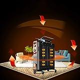 qvnuanqi Electric Heater, Electric Oil, Electric