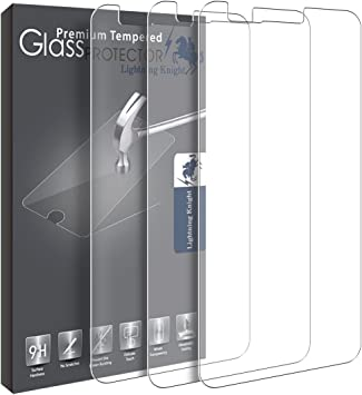 LG V30 Plus Protector de pantalla, LK reemplazos garantía de por vida [de cristal templado] Protector de pantalla: Amazon.es: Electrónica
