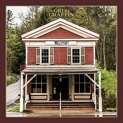 Vinilo : Greg Graffin - Millport (Digital Download Card)