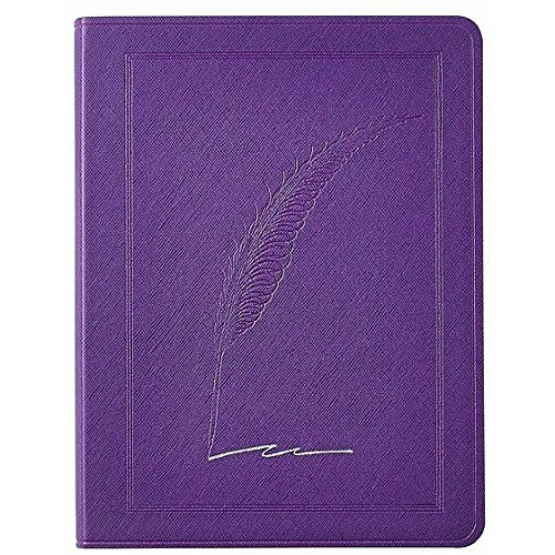 Saffiano-Purple QUILL Eco-leather 9in Large Journal by Graphic Image™ - 7x9 by Graphic Image