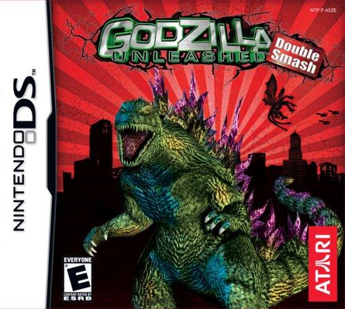 Godzilla Unleashed - Nintendo DS -